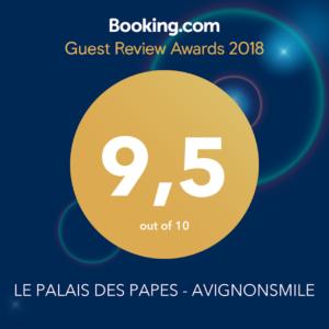 Avignon-Smile Awards 2018 pour site