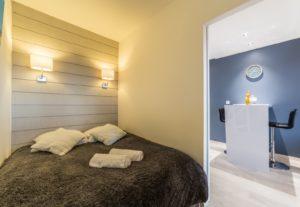 Avignon-Smile Pau appartement trespoey chambre