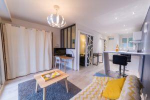 Avignon-Smile Pau appartement trespoey salon 3