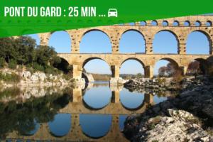 Avignon-Smile Pont du Gard