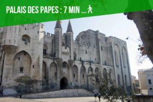 Avignon-Smile Palais des Papes