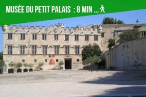 Avignon-Smile SuperEncartCity Musée du Petit Palais