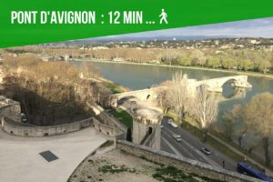 Avignon-Smile SuperEncartCity Pont d'Avignon