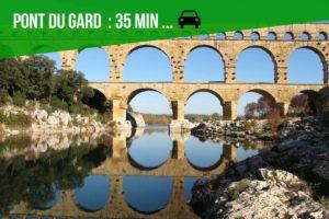 Avignon-Smile SuperEncartCity Pont du Gard